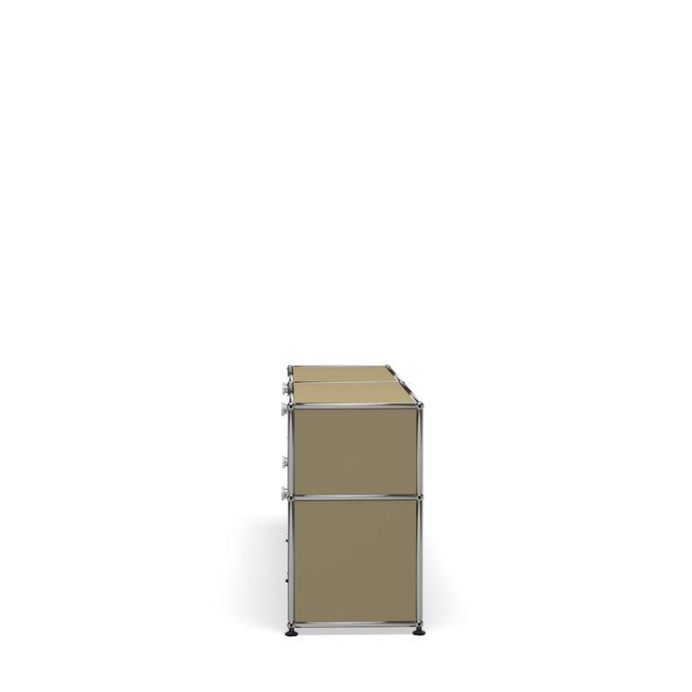 For Sale: Beige USM Haller Mid Credenza D Storage System 3