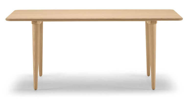 For Sale: Brown (Oak Oil) CH011 Coffee Table in Wood by Hans J. Wegner 2