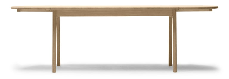 For Sale: Brown (Oak Oil) CH006 Large Dining Table in Wood Finish by Hans J. Wegner