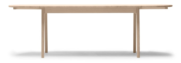 For Sale: Brown (Oak Soap) CH006 Large Dining Table in Wood Finish by Hans J. Wegner