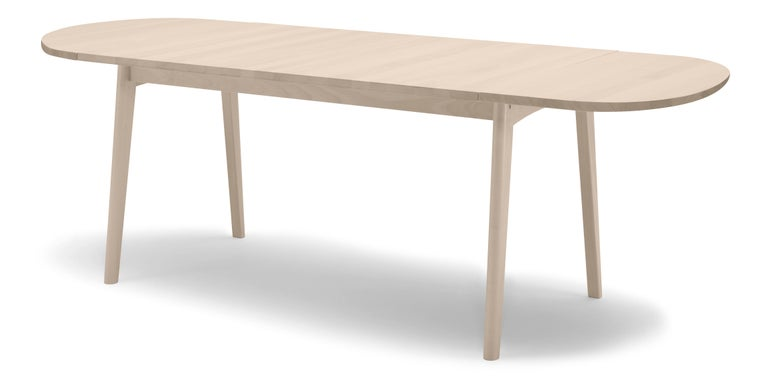 For Sale: Brown (Oak Soap) CH006 Large Dining Table in Wood Finish by Hans J. Wegner 2