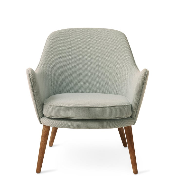 For Sale: Gray (Merit021/Merit021) Dwell Lounge Chair, by Hans Olsen from Warm Nordic