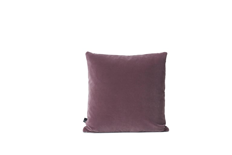 For Sale: Black Moodify Square Cushion, by Warm Nordic 2