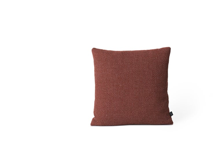 For Sale: Red Moodify Square Cushion, by Warm Nordic 3