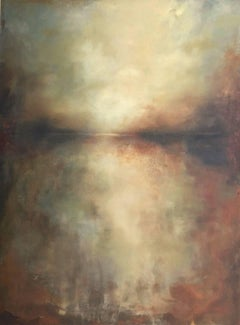 Now or Never II Faith Taylor Oil painting on stretched canvas