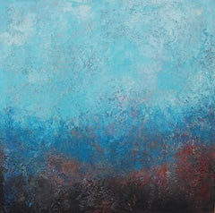 AL22 Janet Hamilton Oil painting on stretched canvas