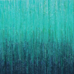 S170 Janet Hamilton Oil painting on stretched canvas