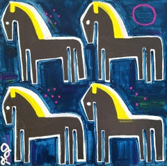 Graphite Ponies