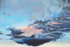 Ahab's Daydream Benjamin Thomas, Acrylic painting on stretched canvas