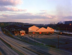 J&L Steel, Pittsburgh, PA, Photograph, Archival Ink Jet