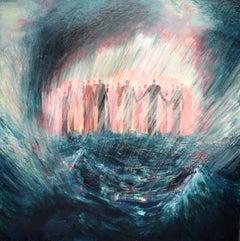 Imagine, Painting, Acrylic on Canvas