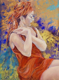 To come again to Carthage, Painting, Pastels on Paper