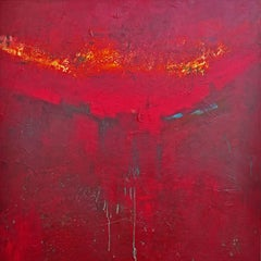 Fuego, Painting, Acrylic on Canvas