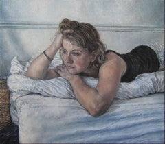 Joanna, Painting, Oil on Canvas
