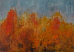 Indian Summer, Painting, Oil on Canvas