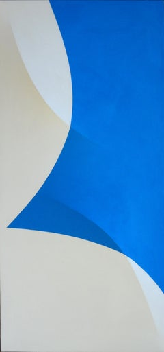 Blue to the Forth, Painting, Acrylic on Canvas