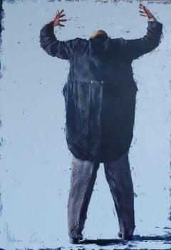 Silence., Painting, Oil on Canvas