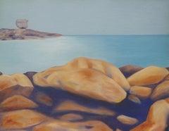 Balanced Passage, Painting, Oil on Canvas