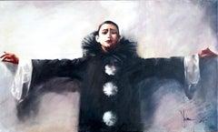 Pierro, Painting, Oil on Canvas