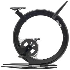 Ciclotte Carbon Fibre Upright Design Exercise Bike