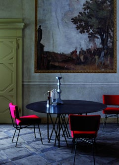 Arflex Octopus Table w/ Marble Top by Carlo Colombo