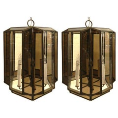 Huge Pair of Lanterns