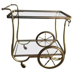 1960 French Bar Cart