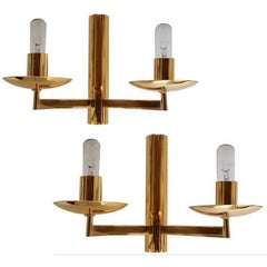 Sciolari Pair of Sconces