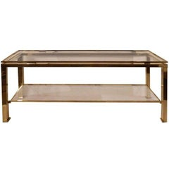 Guy Lefevre for Maison Jansen Bronze High Console