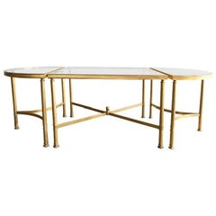 Maison Lancel Three-Part Coffee Table