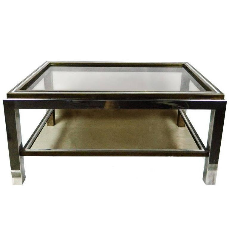 Willy Rizzo Coffee Table