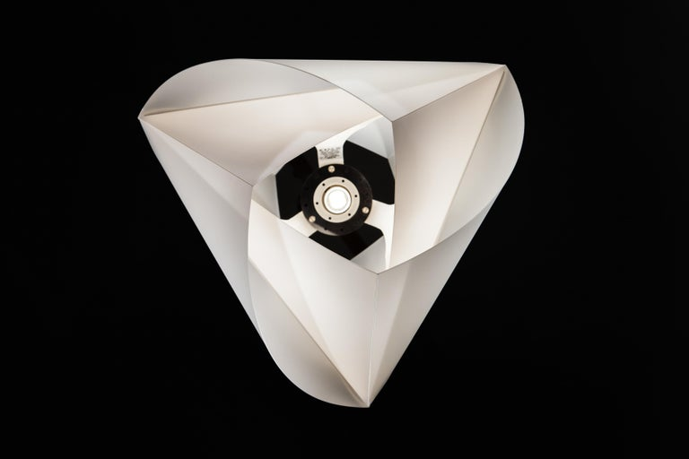 SLAMP Gemmy Pendant Light in Emerald by Spalletta, Croce, Ragnisco & Wijffels In New Condition For Sale In Pomezia, IT