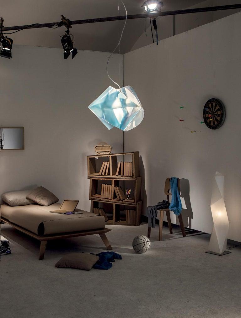 Contemporary SLAMP Gemmy Pendant Light in Emerald by Spalletta, Croce, Ragnisco & Wijffels For Sale