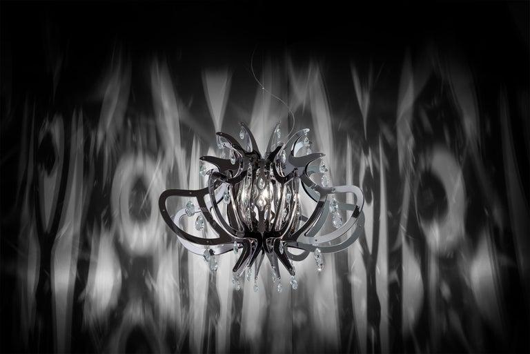 Slamp medusa pendant light in black by nigel coates for sale at 1stdibs modern slamp medusa pendant light in black by nigel coates for sale aloadofball Images
