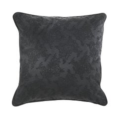 Gianfranco Ferré Burlesque Pillow in Black Silk and Lace