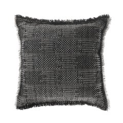 Gianfranco Ferré Chanel Pillow in Black Fabric