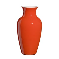 Standard I Cinesi Vase in Orange by Carlo Moretti