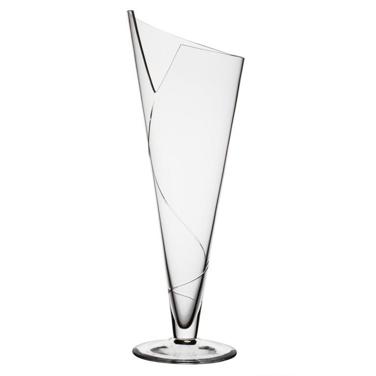 Trittico Carlo Moretti Vase By Carlo Moretti For Sale At 1stdibs