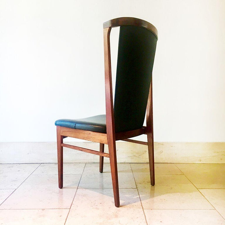 Substantial Danish Eric Buck Designed Desk Chair, 1960s In Good Condition For Sale In London, GB