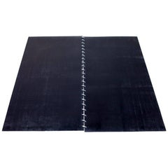 Contemporary 'Okipa' Rubber Rug by Material Lust, 2017