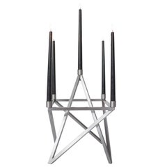 Contemporary 'Pagan' Star Candelabra by Material Lust, 2014