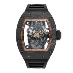 Certified Richard Mille Bubba Watson Asia Limited Edition of 50 Watch RM055 CA