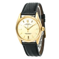 Certified Rolex Oyster Perpetual 6564 with Band