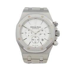 2010's Audemars Piguet Royal Oak Stainless Steel 26320ST.OO.1220ST.02 Wristwatch