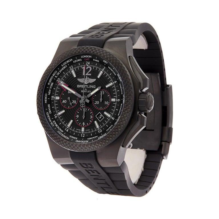 Breitling Bentley Gmt Wristwatches