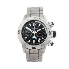 2010's Jaeger-LeCoultre Master Compressor Extreme Diver Titanium Wristwatch