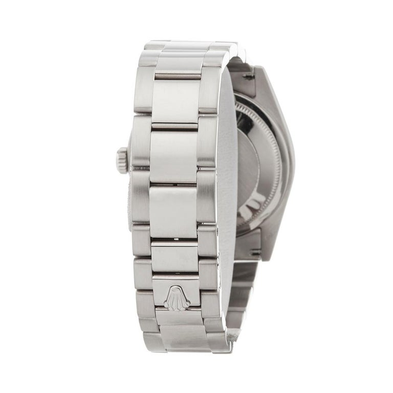 2000 Rolex Day-Date White Gold 118239 Wristwatch 1