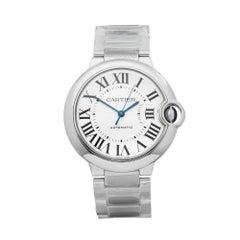 2018 Cartier Ballon Bleu Stainless Steel W6920046 Wristwatch
