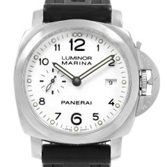 Panerai Luminor 1950 Acciaio 3 Days Power Reserve Watch PAM00499