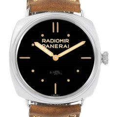 Panerai Radiomir SLC Acciaio 3 Days Power Reserve Watch PAM00425